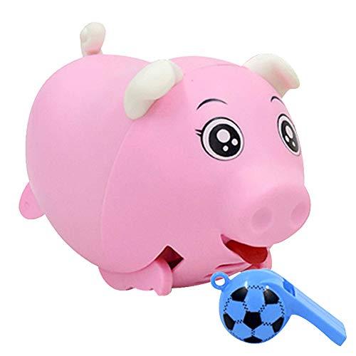 Icegrape Toy Running Pig Fluitjes Geluid Controle Inductie Elektrische Varken Speelgoed Verjaardagscadeau