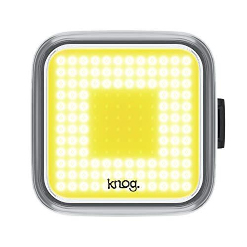 Knog Blinder Front Square Vorderlicht für Erwachsene, Unisex, Schwarz, Einheitsgröße