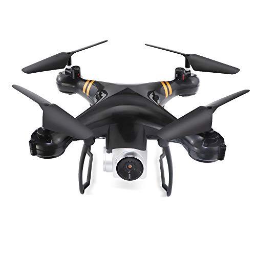 REDWALL Drone con Telecamera Quadricottero Telecomando WiFi FPV Dotato delle Funzione Modalita Senza Testa, Manutenzione Dell'altitudine, Pianificazione delle Rotta di Volo, Adatto A Principianti