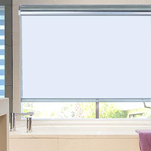 EBTOOLS - Persiana térmica impermeable con protección contra el calor para ventanas y puertas (90 x 160 cm)
