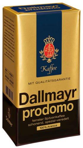 Dallmayr Prodomo, gemahlen - 500gr - 4x
