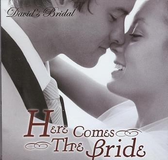 David's Bridal : Here Comes The Bride