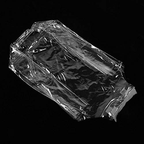 Transparent Dust Cover Practical Luggage Cover Transparent for School(26 inches)