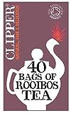 Clipper Teas Organic Rooibos 40 Teabags, 90 g