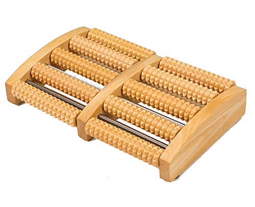 Fantastic Prices! L.HPT Stair Tread Mats Leg Massager Rolling Wound Healing Foot Bone Tingling, Pres...