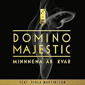 Minnena är kvar (feat. Viola Martinsson)