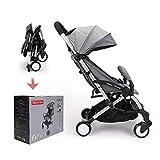 Babythrone Pushchairs Stroller Light Prams Compact Stroller Travel Stroller Foldable Stroller Safe