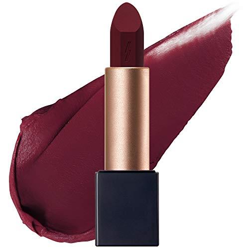 PONY EFFECT Powdery Whisper Lipstick | Vivid Matte lipstick for Women | 001 No Secrets | K beauty