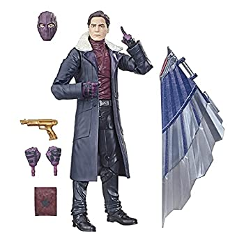 Avengers Hasbro Marvel Legends Series 6-inch Action Figure Toy Baron Zemo Premium Design and 5 Accessories for Kids Age 4 and Up