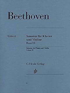 Sonatas for Piano and Violin Vol. 2 - piano and violin - (HN 8)