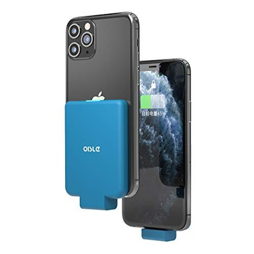OISLE Cargador portátil 4500mAh para iPhone 11 / 11Pro / 11pro MAX, X/XS/XR/XS MAX, 7 + / 8 +
