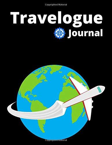 Travelogue journal: travel memories