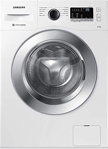 Samsung 6.5 kg Inverter Fully-Automatic Front Loading Washing...