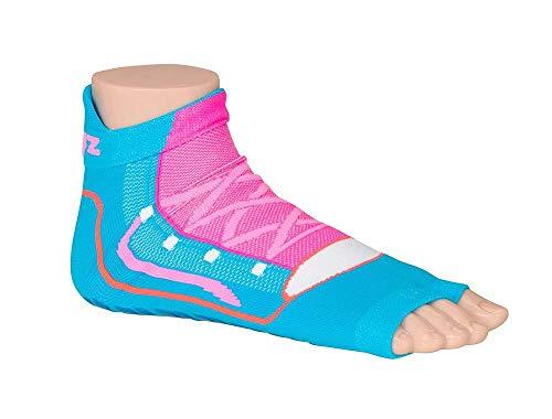 Ockyz Sweakers Turquoise Sport -Anti-Rutsch Schwimmsocken -Stretchmaterial, leichte Socken und rutschfeste Badesocken - (39-42)