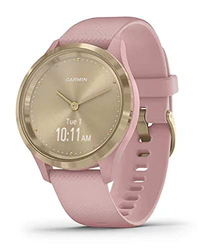 Garmin vívomove 3S, Smartwatch híbrido con pantalla oculta 39 mm, Light...