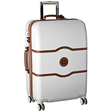 Delsey Luggage White, Champagne