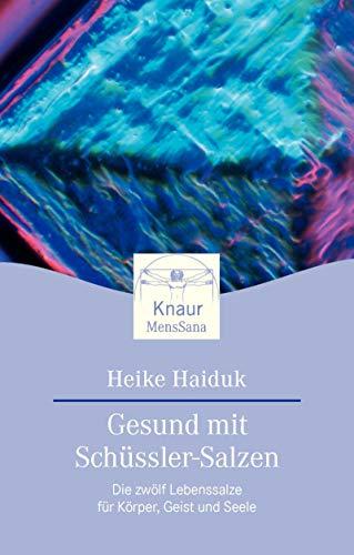 Gesund mit Schüssler-Salzen (Knaur. MensSana)