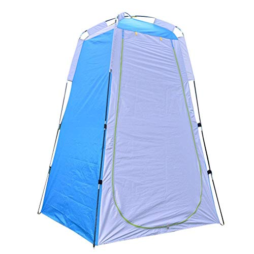 COOLLL Toilet Tents Pop Up, Camping Toilet Tent Shower Privacy for Outdoor Changing Dressing Fishing Bathing Storage Room Tents Portable with Carrying Bag