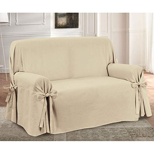 HomeLife – Cubre sofá de 3 plazas – Elegante Protector