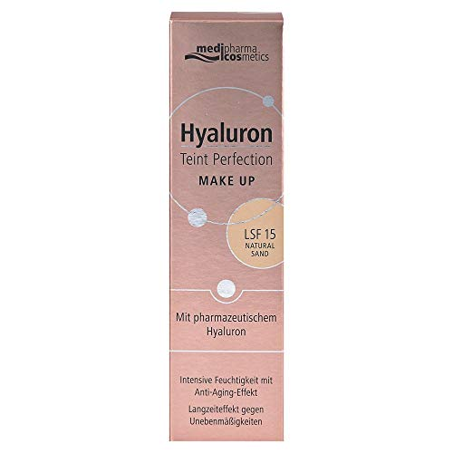 Theiss Naturwaren HYALURON TEINT Perfection Make-up natural sand