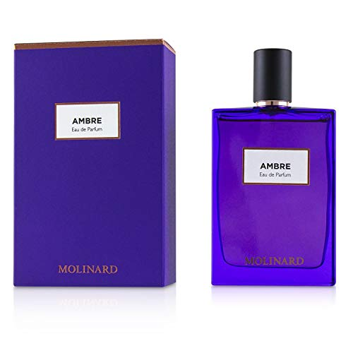 Molinard Moulin Ambre Les Elements Edp 75 ml