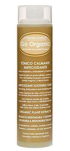 Farma Dorsch - Go Organic Tónico Calmante 200 ml