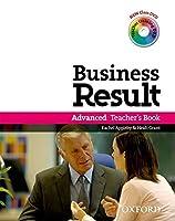 Business Result: Advanced: Teacher's Book Pack: Business Result DVD Edition Teacher's Book with Class DVD and Teacher Training DVD