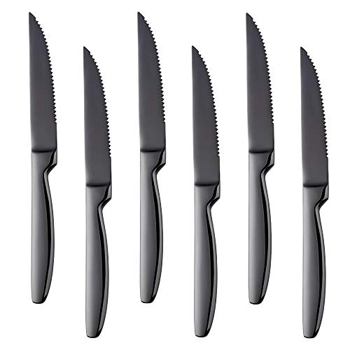Bisda 6 Pieces Steak Knife