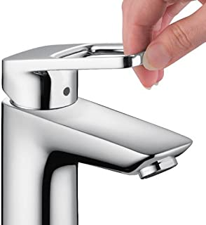 Hansgrohe Logis Loop, Single-Hole Lavatory Faucet (Chrome) 04577000