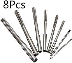 Outils Rifling Button 5.5mm 5.6mm 6.35mm 9.0mm 12 Flutes Dur Alliage Chambre H/élico/ïdale Machine Al/ésoir Pause Durable Outil Accessoires L-Yune Head Diameter : 5.6mm
