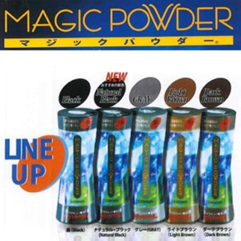 トラブルスロープ発明するMAGIC POWDER マジックパウダー グレー 50g  ※貴方の髪を簡単ボリュームアップ!