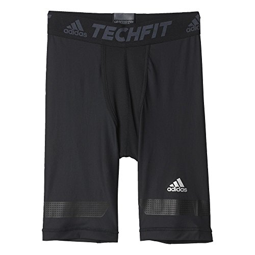 adidas Herren Tights Short TF Chill, Black, S