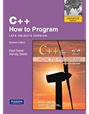 C++ How to Program: Late Objects Version: International Edition