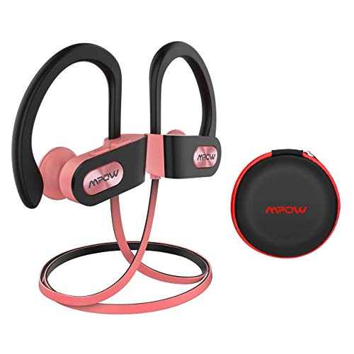 Mpow Wireless Headphones Bluetooth, [Up to 9 Hrs Playing Time] IPX7...