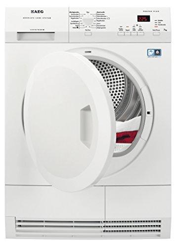 AEG T65770IH4 Wärmepumpentrockner/A++ / 7 kg/Startzeitvorwahl/weiß