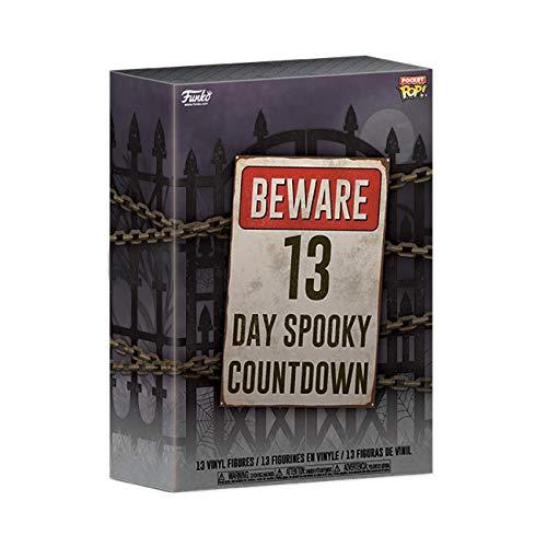 Funko Pocket Pop! 13 Day Spooky Countdown - Helloween-Kalender 48114
