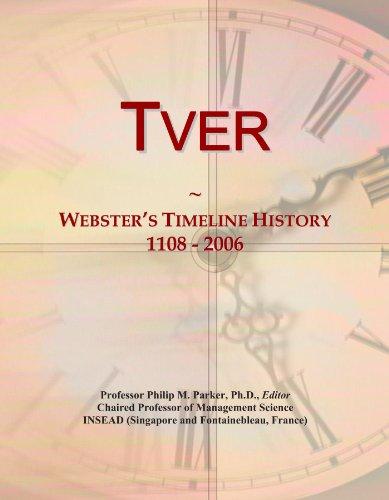 Tver: Webster's Timeline History, 1108 - 2006
