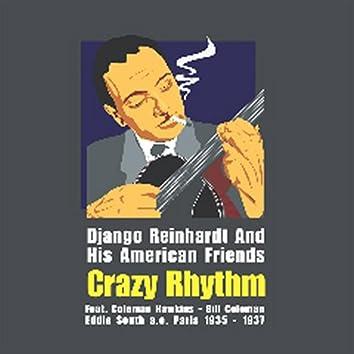 Django Reinhardt & His American Friends - Crazy Rhythm