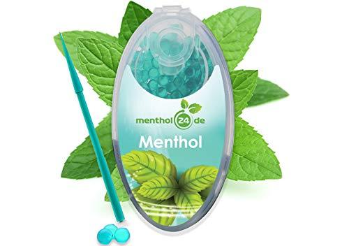 menthol24de Aroma Kapseln verschiedene Sorten (Menthol, 100)