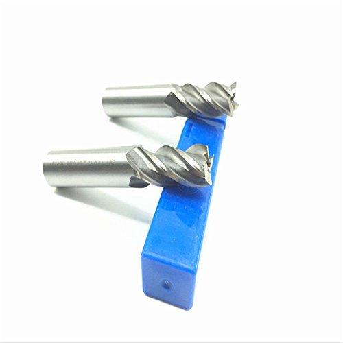 1pcs 28mm 4Flute HSS Aluminum HRC65-68° End mill D28*20*45*121 Drill Bit