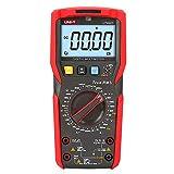 UNI-T UT89XD True RMS 6000 Counts LED digital multimeter test ac dc Voltmeter Ammeter Capacitance Frequency Resistance test …