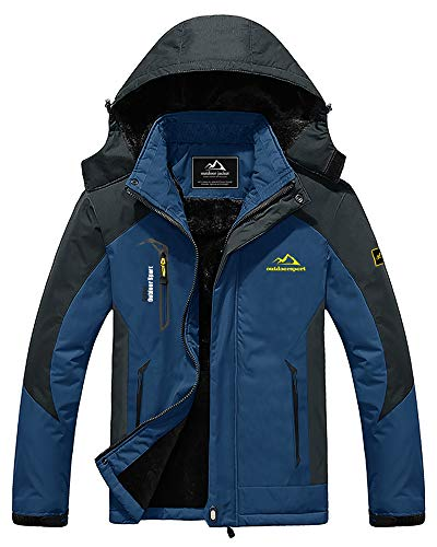 tacvasen military jacket mens waterproof