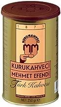 Kurukahveci Mehmet Efendi Turkish Coffee 3 Pack (3 X 250gr)