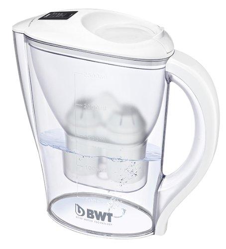 BWT 815971 Initium Caraffa Filtrante per Acqua, 2.5 lt, Bianco