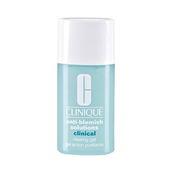Acne treatment products Clinique Acne Solutions Spot Healing Gel Salicylic Acid Acne Medication 0.5 fl oz