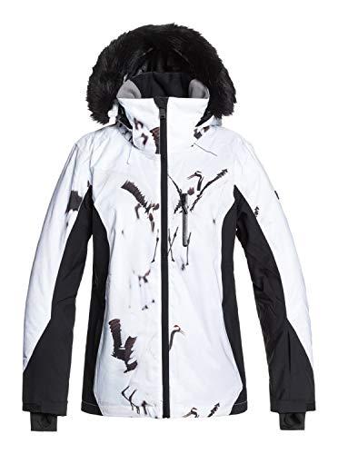 Roxy Jet Ski - Snow Jacket - Schneejacke - Frauen - S - Schwarz