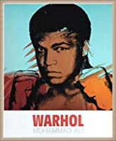 ポスター アンディ ウォーホル モハメド アリ 1977 額装品 ウッドベーシックフレーム(オフホワイト)