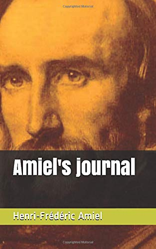 Amiel's journal
