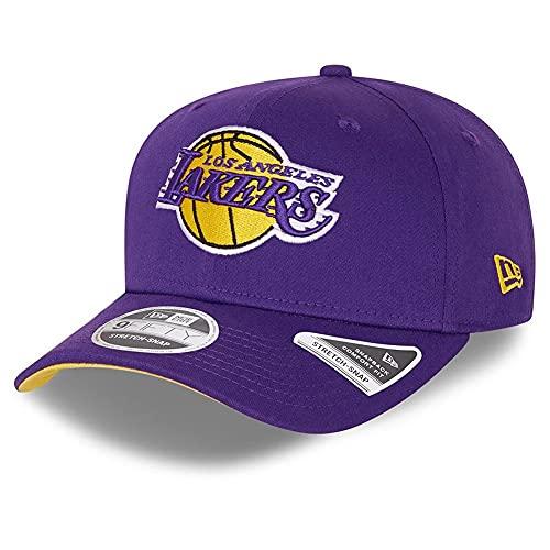 New Era - Gorra NBA Los Angeles Lakers Team Color 9fifty Violeta