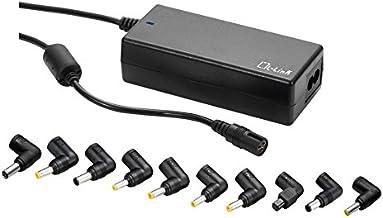 L-Link LL-AC-ADAPTER-100W - Cargador de Corriente Universal 100w automatico, Color Negro